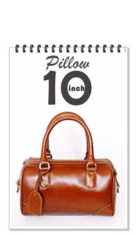 Handbag 10inch-Pollow Handbag 10inch-Pollow JC067-Tan